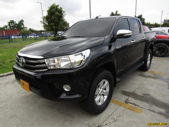 Toyota Hilux Mt 2.4 4x4 Full Equipo Diesel