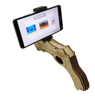 Juego Pistola Realidad Virtual Aumentada Real Vr Android Ios