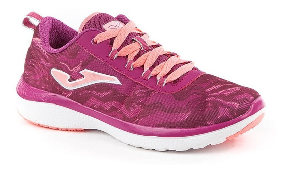 Zapatillas Running Joma Mujer Memory Foam - Knitro Fw -