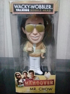 Muñeco Wacky Wobbler , Sr Chow, The Hangover