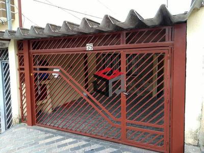 Casa Com 2 Dormitórios À Venda, 100 M² Por R$ 320.000 - Jardim Utinga - Santo André/sp - Ca21265