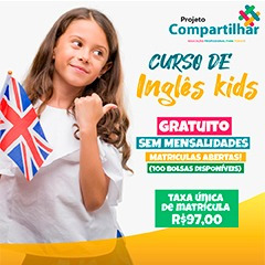 Inglês Para Kids Com Método Interativo E Lúdico!