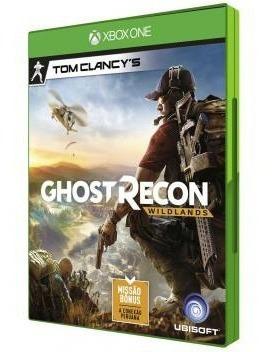 Tom Clancys Ghost Recon Wildlands Xbox One Xone Fisica Cd Ml