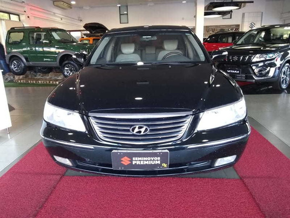 Hyundai Azera Sedan-at 3.3 V-6 24v 4p 2009