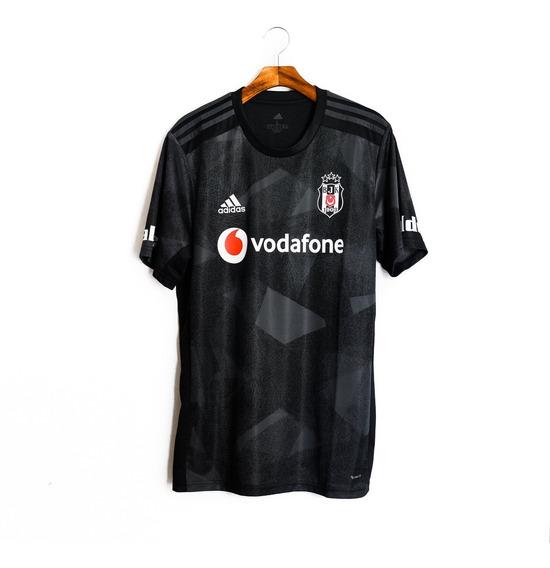 Camisa De Futebol Besiktas 2019/20 adidas Dx3702