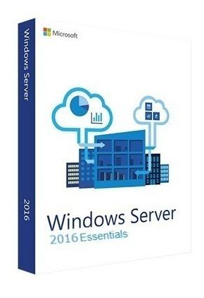 Microsoft Windows Server 2016 Essentials + Nf