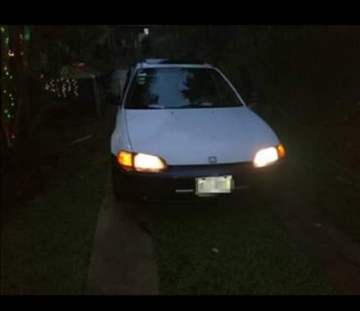 Honda Civic Ex Vitec