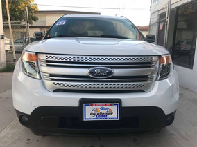 Ford Explorer 2013 Xlt Tela