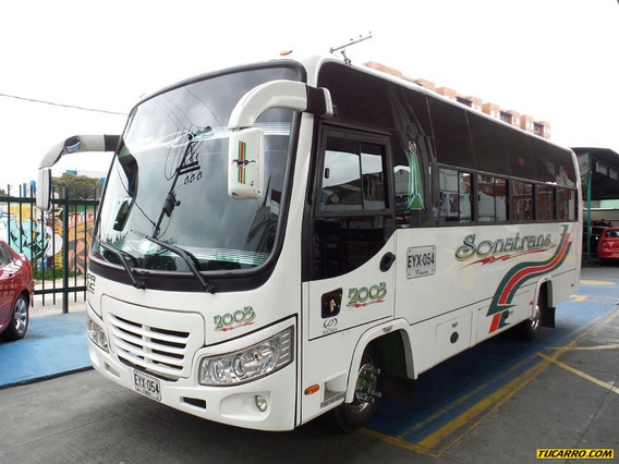 Autobuses Buses Chevrolet Npr
