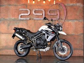 Triumph Tiger 800 Xcx 2017/2018 Com Abs