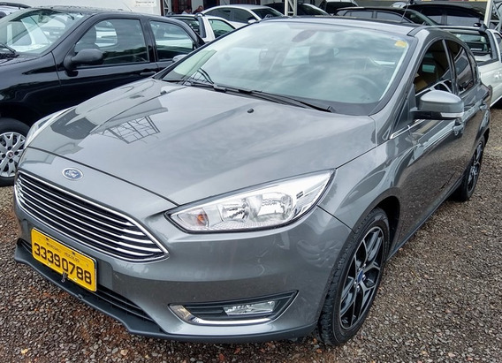 Ford Focus Ti At 2.0