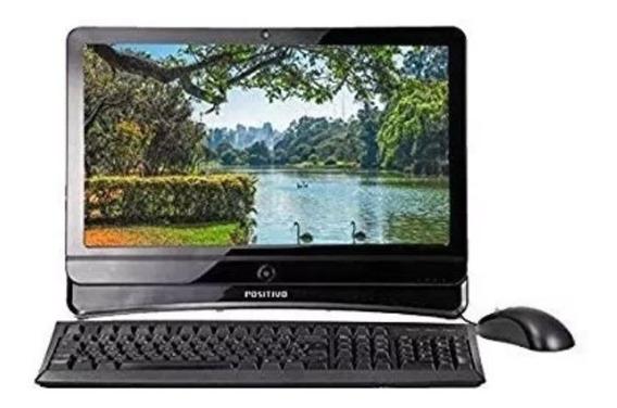 Computador All In One U900 I3-2330m, 4gb, 500gb, Wifi, Hdmi
