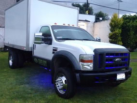 Poderosa Ford F-450 Super Duty Gasolina!!!