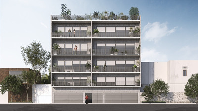 Desarrollo Concepción Beistegui 512