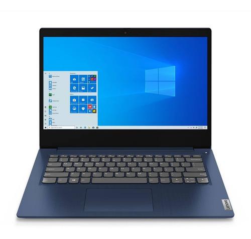 Laptop Lenovo Ip3 14 Core I3 10ma 4gb+ 1tb Windows 10