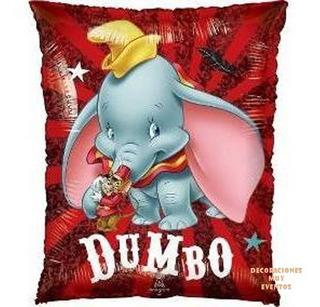 Globo Dumbo Decoración Con Globos Elefante Elefantito