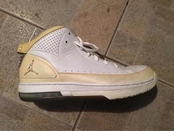 Tênis Nike Air Jordan Couro Legítimo Exclusivo