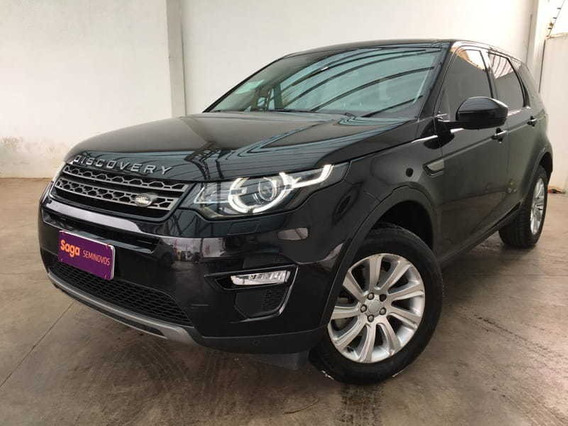 Land Rover Discovery Sport Se 2.0 4x4 Aut