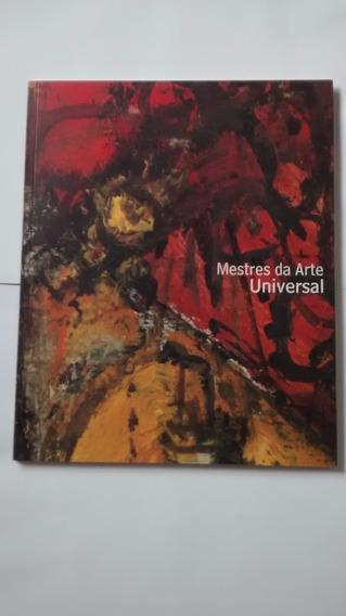 Catálogo Expo Mestres Da Arte Universal 2003 Mam-bahia