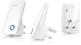 Extensor Wifi De Rango Tp-link Wa 850re 11n 300mbps Noaweb