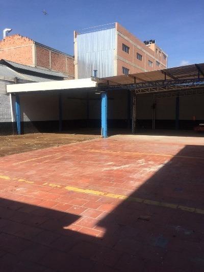 Bodegas En Arriendo/venta El Refugio Boyaca Real 116-111334