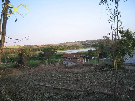 Terreno À Venda, 1000 M² Por R$ 171.000,00 - Saltinho - Paulínia/sp - Te0564