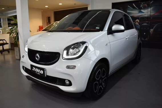 Smart Forfour 1.0 Passion Automatico