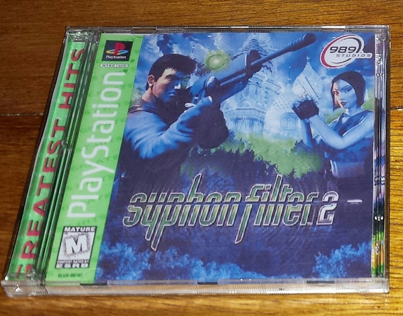 Syphon Filter 2 Patch Ps1,ps2 E Ps3