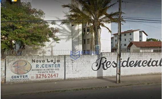 Apartamento Residencial À Venda, Conjunto Esperança, Fortaleza. - Ap0442