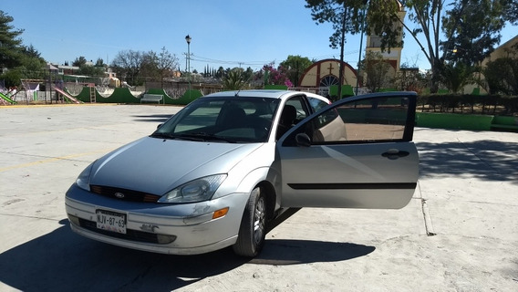 Ford Focus Zx3 5vel Aa Ee Mt 2002