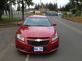 Chevrolet Cruze Año 2011, Manual.