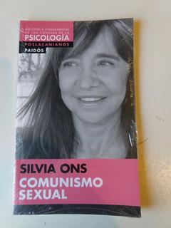 Comunismo Sexual Silvia Ons
