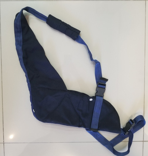 Tipoia Imobilizador De Braço Azul Marinho Acolchoado - M