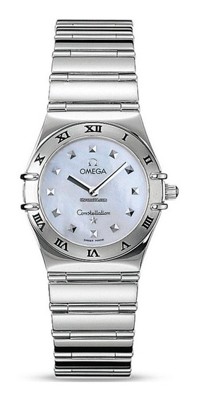 Reloj Omega Constellation My Choise Dama
