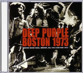 Deep Purple - Boston Music Hall 1973