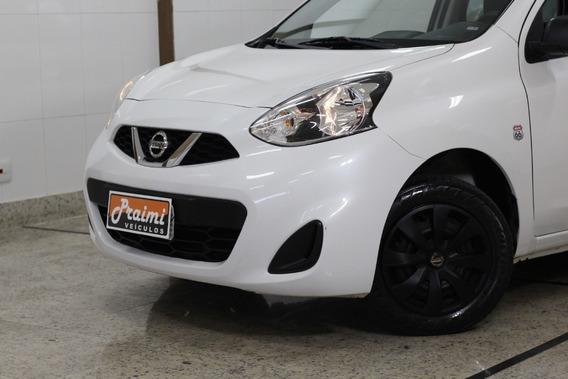 Nissan March S 1.0 12v Flex Completo 2016