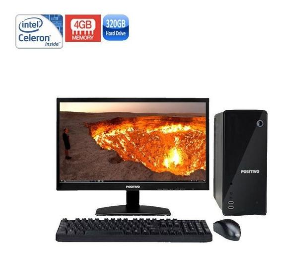 Computador Positivo Dsi3115 Celeron Dual Core 4gb Hd320gb
