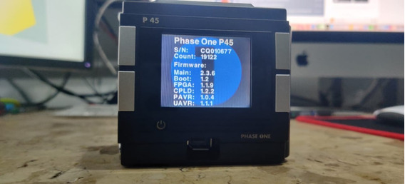 Digital Back Digital Phaseone P45 40 Megapixel 300dpi