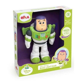 Boneco Toy Story Meu Amigo Buzz Lightyear 1042 - Elka