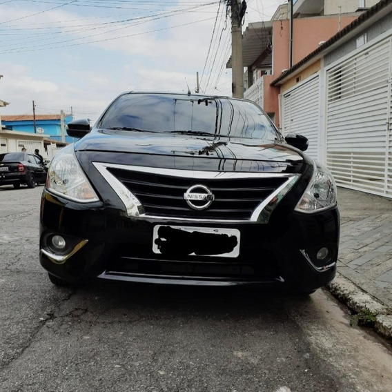 Nissan Versa 1.6 16v Sl Aut. 4p 2018