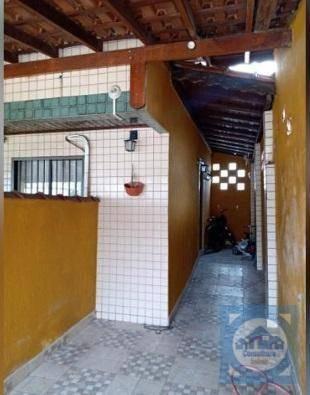 Casa À Venda, 80 M² Por R$ 265.000,00 - Parque São Vicente - São Vicente/sp - Ca1074