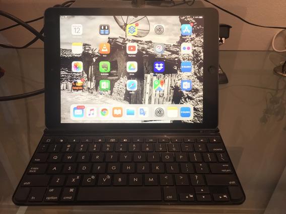 iPad Air 64 Gb Wi-fi 4g Com Teclado, Capa, Apoio E Película