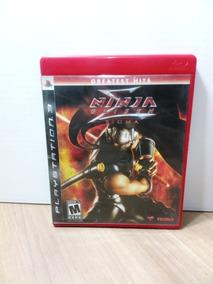 Ninja Gaiden 3 Sigma Ps3 Usado