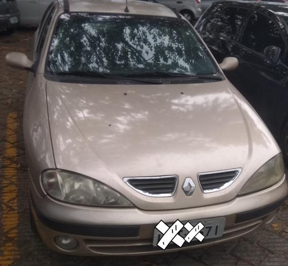 Renault Mégane Rxe Egeus