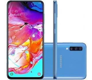 Smartphone Samsung Galaxy A70 128gb Nota Fiscal Garantia