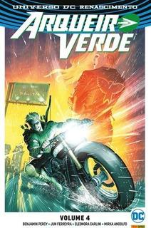 Arqueiro Verde - Renascimento - Volume 4