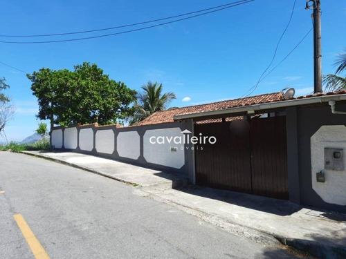Casa Residencial À Venda, Flamengo, Maricá. - Ca2495