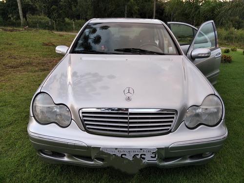 Mercedes- Benz C-240 Elegance 2.4 V6 24v