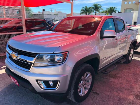 Chevrolet Colorado Lt V6 Automat 4x4 2017 Credito Iva Recibo