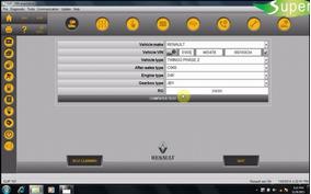 Programa De Diagnóstico Renault Can Clip V184 + Reprog